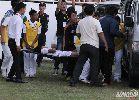 Chùm ảnh: Cận cảnh chấn thương Văn Pho tại bệnh viện Y Dược – HAGL