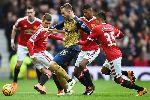 Chùm ảnh: Chùm ảnh: Hai bàn một kiến tạo, tiền đạo 18 tuổi giúp Man Utd bắn hạ Arsenal