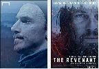 Chùm ảnh: Oscar và Bóng đá: Zlatan trong The Revenant, Hazard trong The Martian
