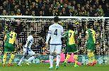 Chùm ảnh: Kenedy lập kỷ lục giúp Chelsea hạ gục Norwich