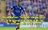 Ảnh chế: Leicester suy sụp tinh thần vì Mahrez; Mata bật khóc nức nở khi nghĩ đến Mourinho