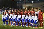 Chùm ảnh: Tuyển nữ Việt Nam lần đầu ghi bàn vào lưới Nhật Bản