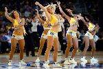 Đội hình chân dài đẹp như mơ tại NBA