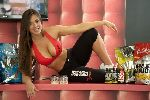 Nicole Bahls - Tình cũ siêu bốc lửa của Neymar