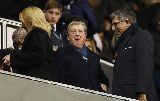 Chùm ảnh: Roy Hodgson cất công đến xem Tottenham Hotspur bị loại