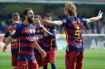 Chùm ảnh: Sút phạt đền thành công, Barcelona vẫn để Villarreal chia điểm dù dẫn trước 2 bàn